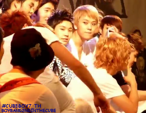BTOB Born To Beat et BEAST