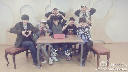 [Weibo] 20.04.2013 MnetCN