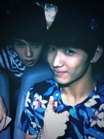[TWITTER] 11.06.2013 Hyunsik