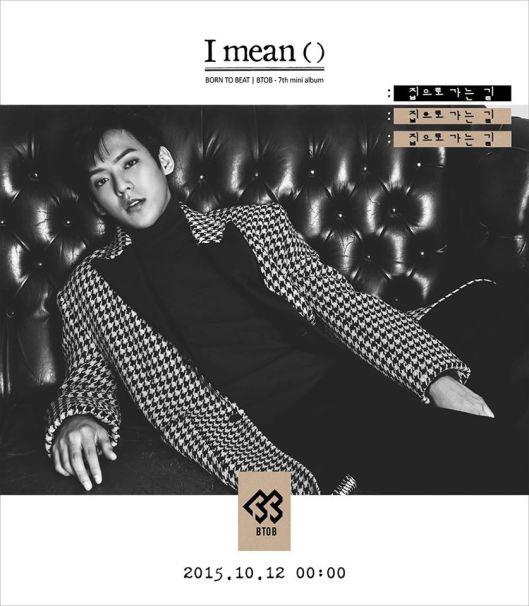 photo teaser I mean Minhyuk