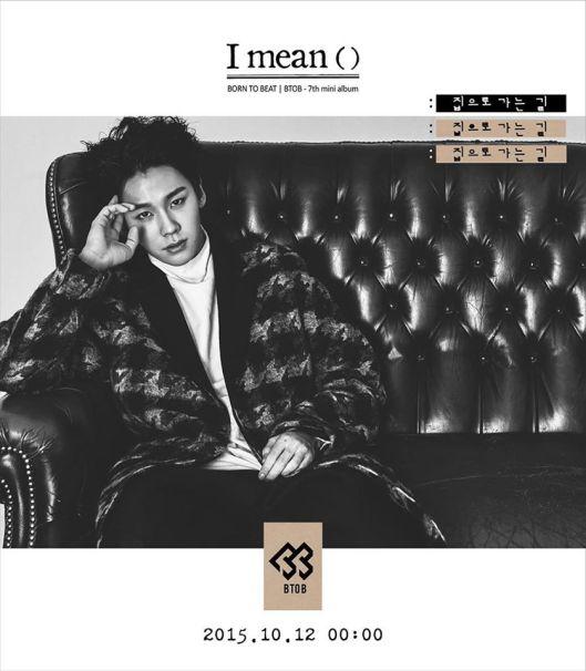 photo teaser I mean Ilhoon