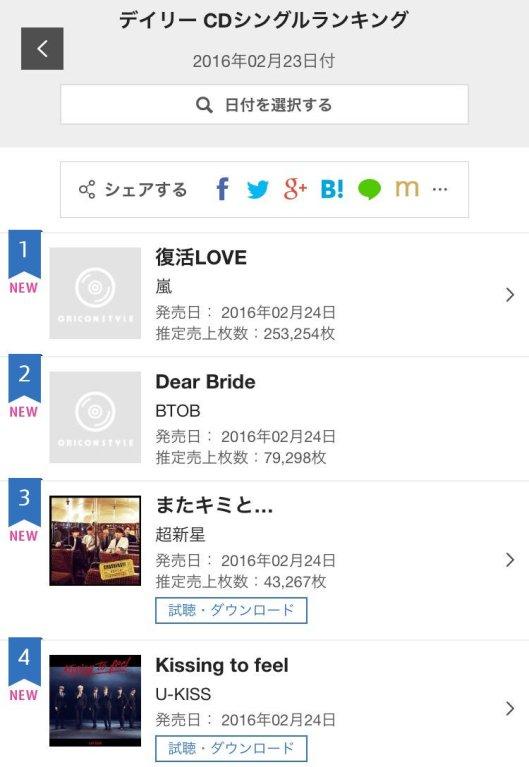 oricon-chart-dear-bride